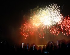 Fireworks Medley for Qatar National Day 2013