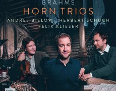 "Felix Klieser / CD ""Horntrios"""